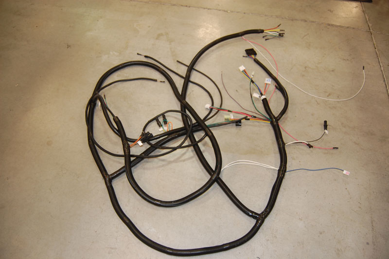 Wiring+Harness south star corporation Wire Harness Assembly at gsmx.co